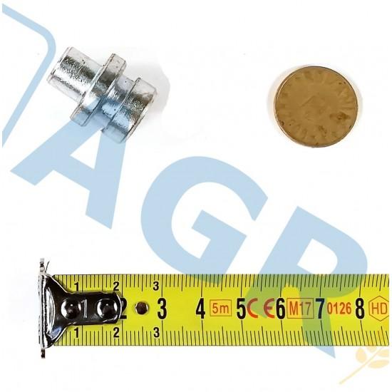 Bolt prindere cutit cositoare O15 mm