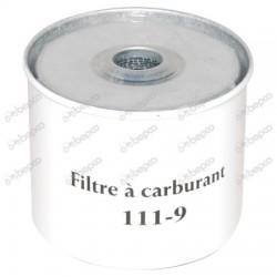 Filtru motorina 60/111-9 DEUTZ HURLIMANN LANDINI MC CORMICK SAME VALTRA