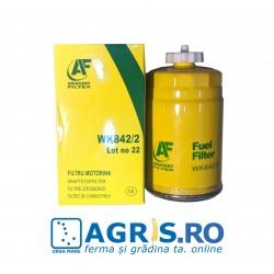 Filtru motorina WK842/2 FIAT CASE CLAAS 60/111-16