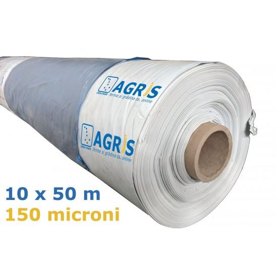 Folie siloz 10x50 metri 150 microni