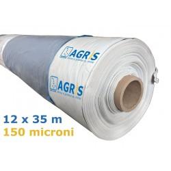 Folie siloz 12x35 metri 150 microni
