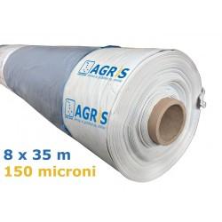 Folie siloz 8x35 metri 150 microni