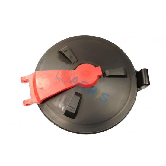 Capac bazin 400 litri MET