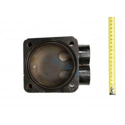 Capac lateral / chiuloasa stanga dreapta pompa MET P100 TAD