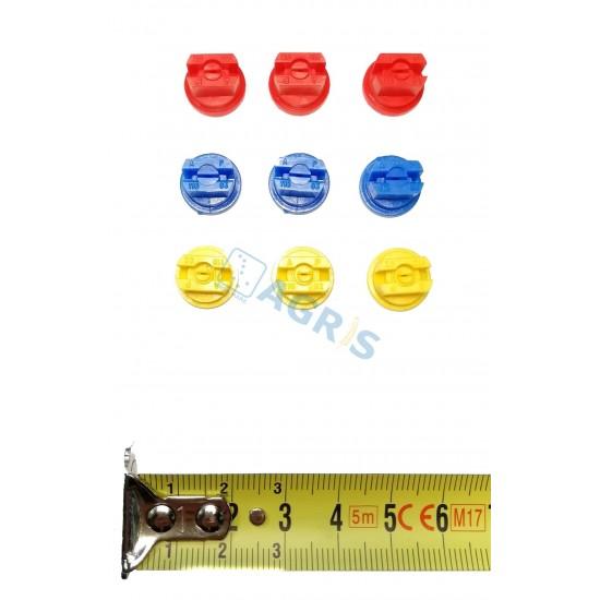 Duza de plastic MET 2 3 4 ERB061 ERB062