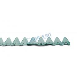 Lama BCS SF 622 - 1.45m 19 dinti - prindere laterala 59020688T