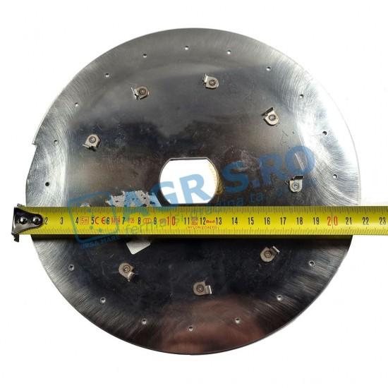 Disc Semanatoare Floare 20 gauri 2.5mm CARRARO