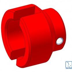 Cuplaj SIP fi70x55 KK30-09/09