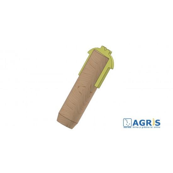 Deget depanusator lemn ZMAJ fi14.5x52.5 222-27/07