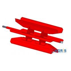 Rotor ventilator ZMAJ fi330x758 222-30/01